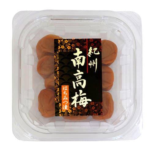 梅庵 紀州南高梅 はちみつ梅 塩分約8% 150g