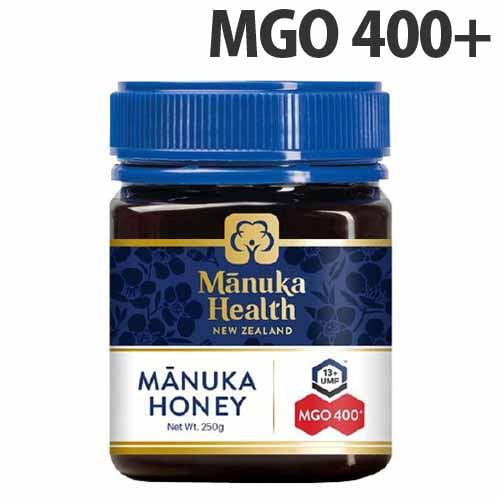 Manuka Health マヌカハニー MGO400+/UMF13+ 250g