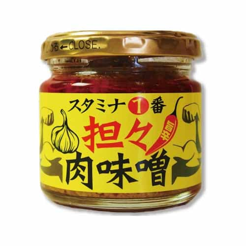 山一商事 スタミナ1番 担々肉味噌 120g