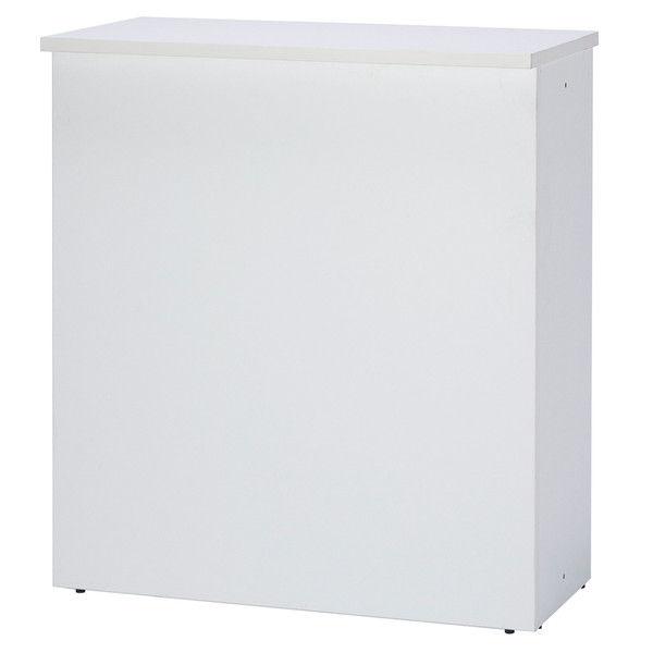 アール・エフ・ヤマカワ Jシリーズ ハイカウンター W900×D450×H1000mm ホワイト RFHC-900W
