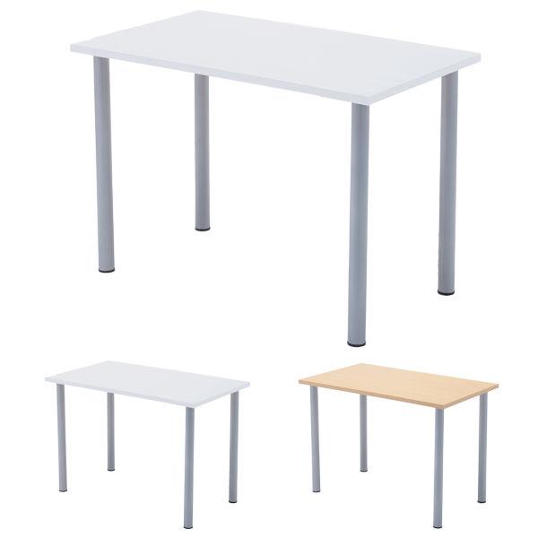 アール・エフ・ヤマカワ エコノミーテーブル W1000×D600 ホワイト RFEMD-1060