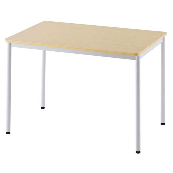 アール・エフ・ヤマカワ RFシンプルテーブル W1000×D700 ナチュラル RFSPT-1070