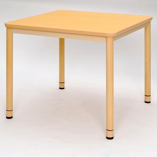 アール・エフ・ヤマカワ 介護用テーブルW900×D900 ナチュラル RFKTB-0990NA