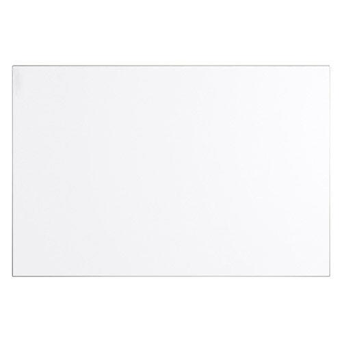 日学 メタルラインボード 壁掛けホワイトボード W888×H592 ML-320