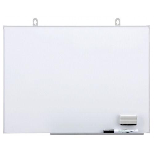 日学 壁掛 ライトフレームホワイトボード LTボード W600×H455 LT-14