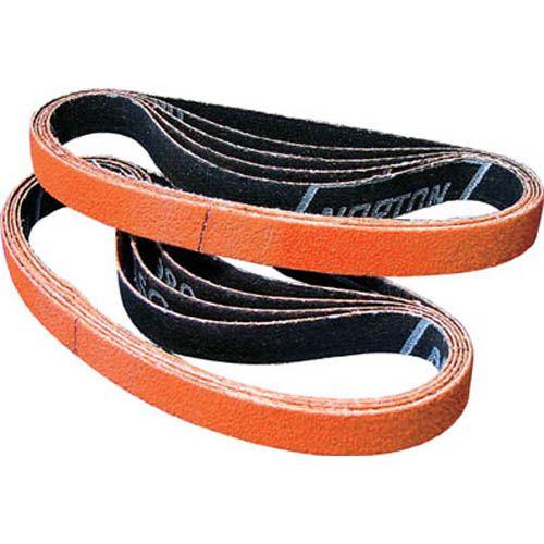 サンゴバン ベルト研磨材 NORTON SGブレイズ R980セラミックベルト10×330 60# 50本 2BLR98010X33060