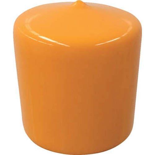 アラオ 単管カバー オレンジキャップ 1個 AR005