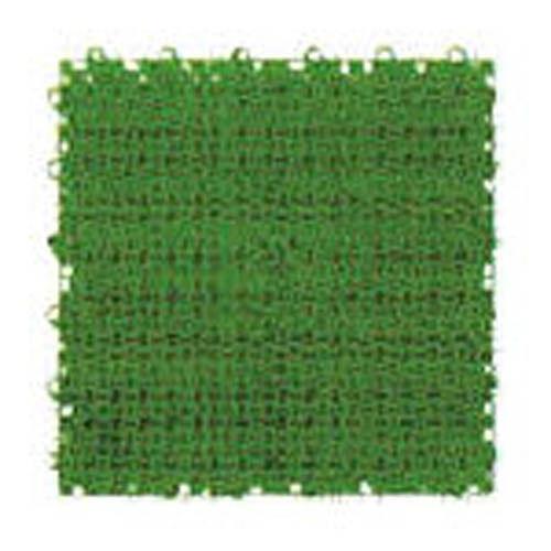 ワタナベ 人工芝 システムターフR 30cm×30cm グリーン 1枚 RT30GR