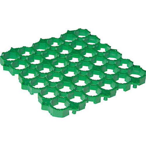 ミヅシマ ジョイントスノコ エイトチェッカーDX 150×150 緑 1枚 4200020