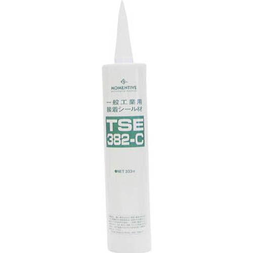 モメンティブ 万能シーリング材 ホワイト 333g 1本 TSE382333W