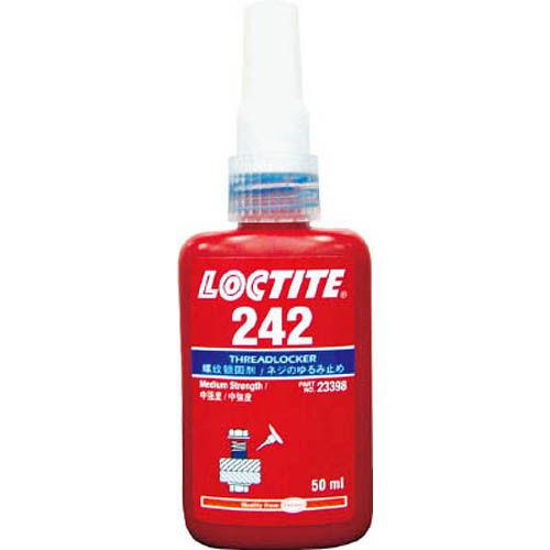 ヘンケル ネジロック剤 ロックタイト 242 50ml 1本 24250