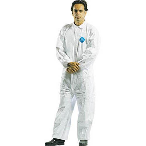 デュポン 使い捨て作業服 ワンピース保護服 タイベック(R) ソフトウェア1型 L 1着 TV1