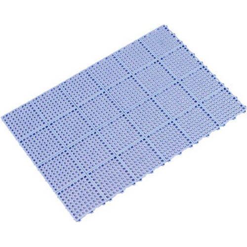 ミヅシマ ジョイントスノコ ネパックマット 本体 150×150 青 1枚 4210010