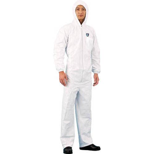 アゼアス 使い捨て作業服 タイベック(R) 製続服 1着 1010BLL