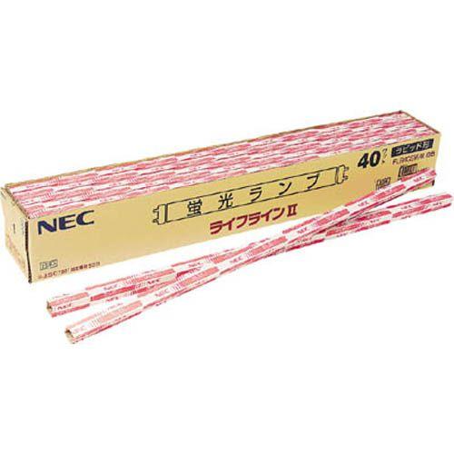 NEC 蛍光灯 一般蛍光ランプ 25本 FLR40SWM36