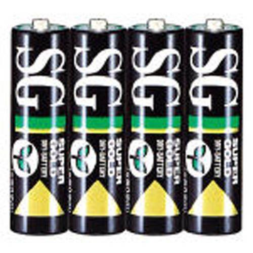 日立 マンガン乾電池 単3形 4本入 R6PUSG4P