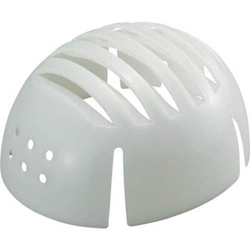 タニザワ 布帽子用インナーキャップ バンピーノ 白 1個 1451