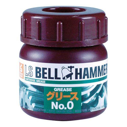 スズキ機工 焼付防止潤滑剤 LSベルハンマー 超極圧潤滑剤 グリース No.0ボトル 50ml LSBH15