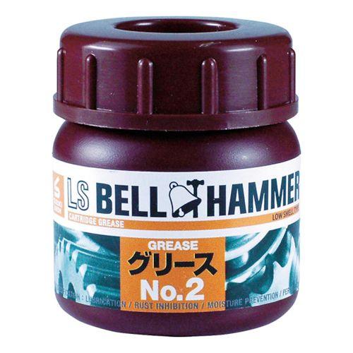 スズキ機工 焼付防止潤滑剤 LSベルハンマー 超極圧潤滑剤 グリース No.2ボトル 50ml LSBH16