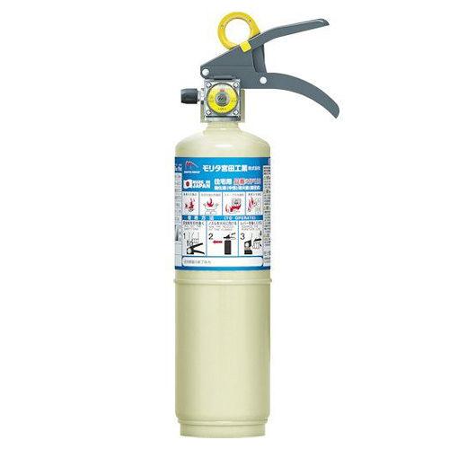 MORITA 住宅用強化液(中性)消火器 ニューリトルファイヤーペット VF1H