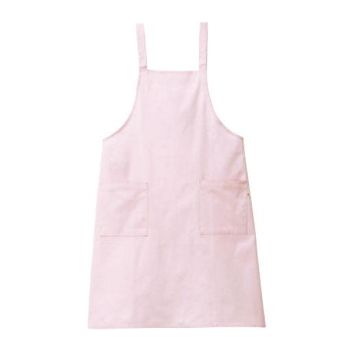 【送料無料】キレイなエプロン 光触媒 フリーサイズ ピンク【他商品と同時購入不可】