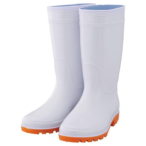 耐油衛星長靴 ホワイト HB-850 28.0