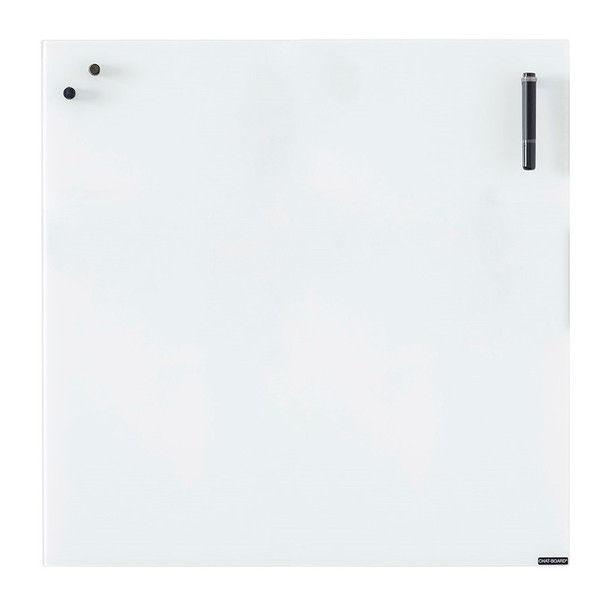 Garage チャットボード 70×70cm ホワイト CHAT70