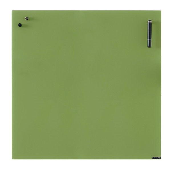 Garage チャットボード 70×70cm グリーン CHAT70