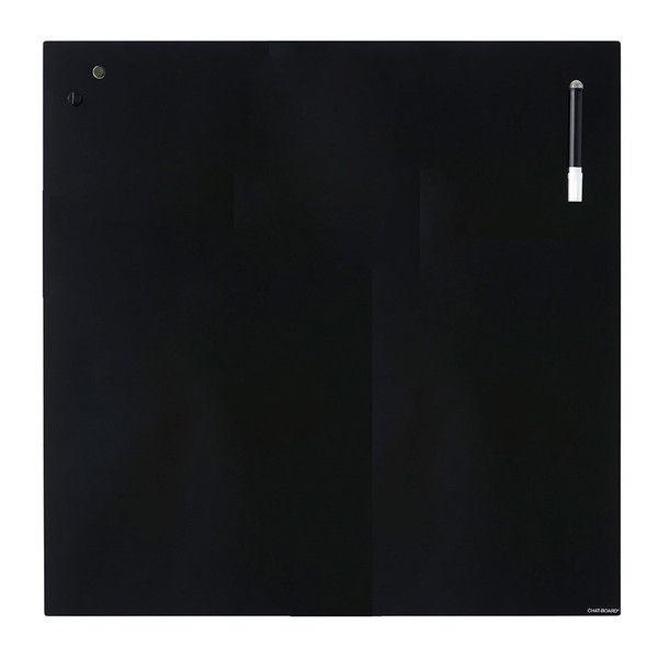 Garage チャットボード 70×70cm ブラック CHAT70