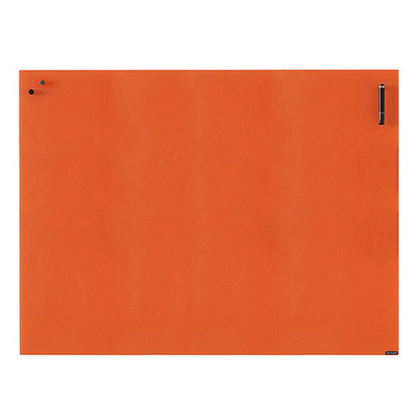 Garage チャットボード 90×120cm オレンジ CHAT120