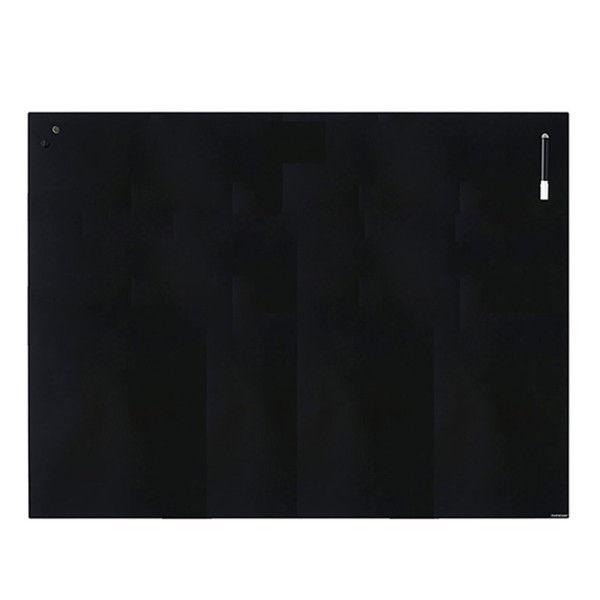 Garage チャットボード 90×120cm ブラック CHAT120
