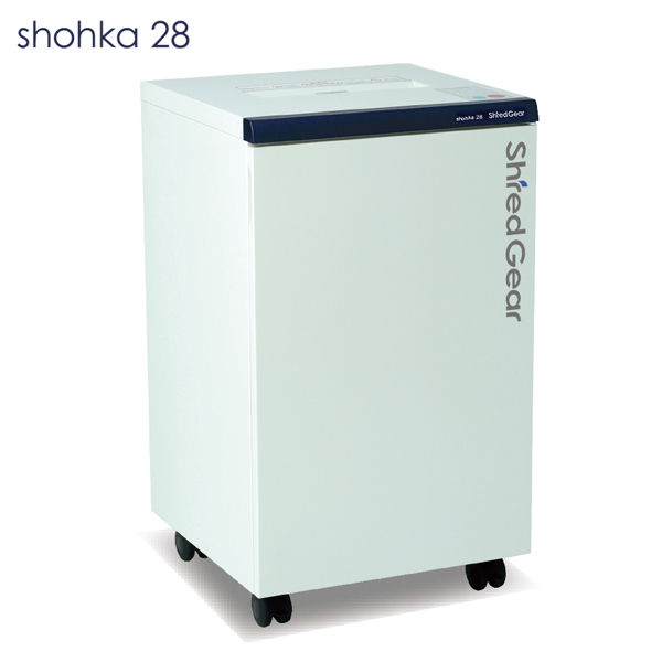 ライオン事務器 シュレッダー シュレッドギア 匠花 shohka28 SHO-28