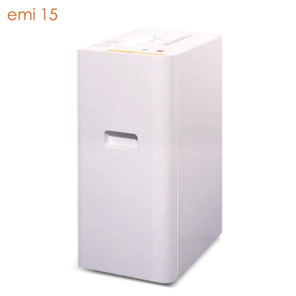 ライオン事務器 シュレッダー シュレッドギア 笑 emi15 EMI-15